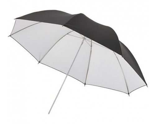Dù tản sáng Electra Flash Umbrella - Black