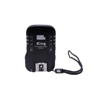 PIXEL KING E-TTL Wireless Flash Receiver for CANON