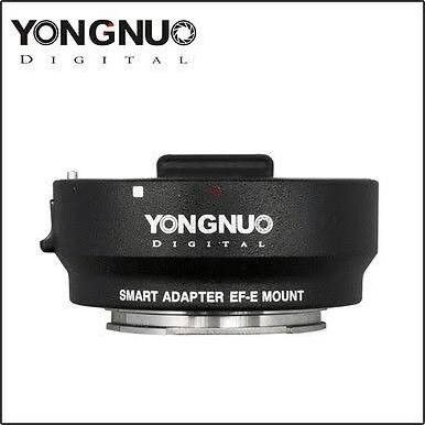 YONGNUO Smart Adapter EF-E Mount