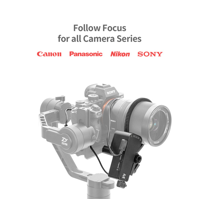 Mechanical Follow Focus Controller