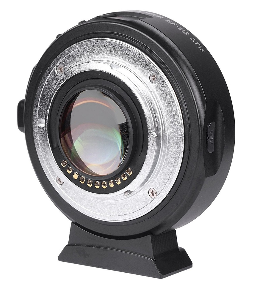 Viltrox EF-M2 for Canon EF-Mount