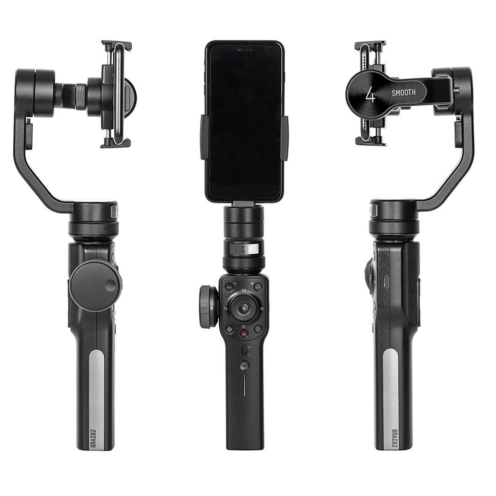 Gimbal Zhiyun Smooth 4 - For Smartphone