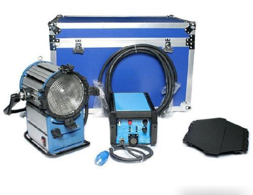 HMI Fresnel Light 1200W Electronic Ballast+Dimmable