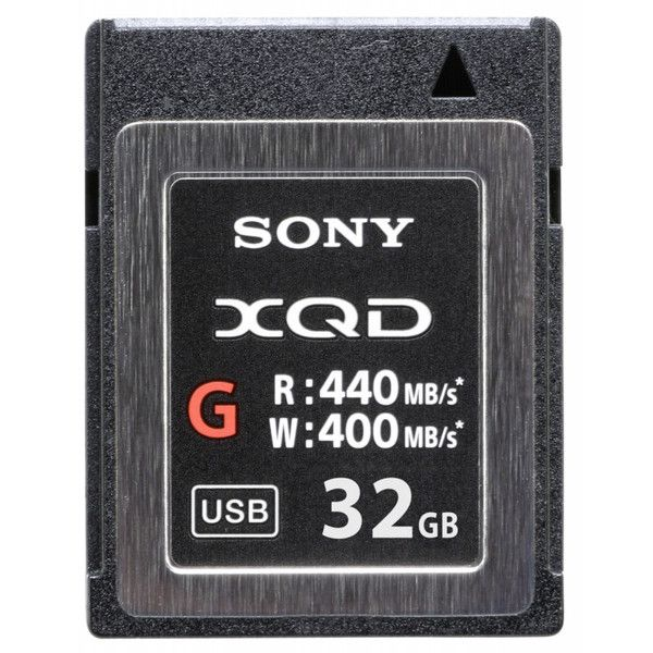 Sony XQD 32GB 440/400mb/s