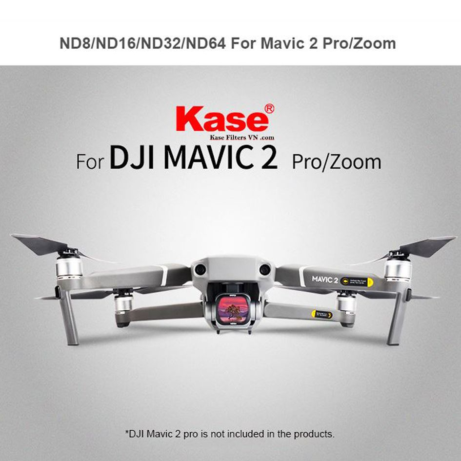 Kase Filters ND cho Mavic 2 Pro/Zoom
