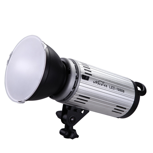 Đèn Nicefoto Led 1000B video light 5500k