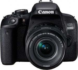 Canon EOS 800D (EF-S 18-55mm F4-5.6 IS STM) Len kit | (Like New 99,9%)