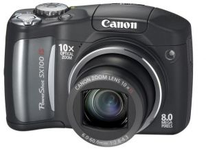 Canon PowerShot SX100 IS - Mỹ / Canada | (Like New 99,9%)