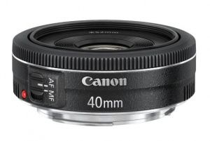 Lens Canon EF 40mm F2.8 STM | (Like New 99,9%)