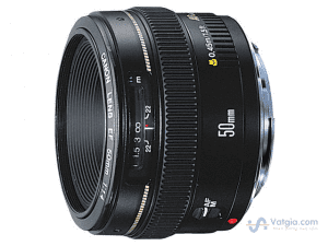 Lens Canon EF 50mm F1.4 USM | (Like New 99,9%)