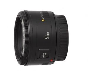 Lens Canon EF 50mm F1.8 II | (Like New 99,9%)