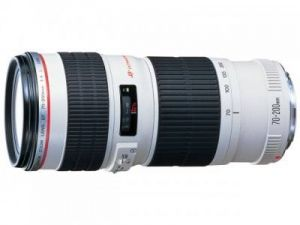 Lens Canon EF 70-200mm F4 L USM | (Like New 99,9%)