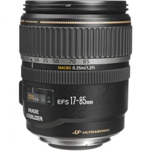 Lens Canon EF-S 17-85mm F4-5.6 IS USM | (Like New 99,9%)