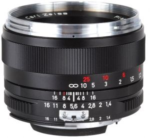 Lens Carl zeiss 50mm F1.4 | (Like New 99,9%)