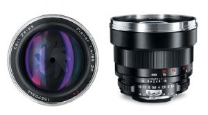 Lens Carl Zeiss Planar T* 85mm F1.4 ZF