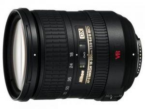 Lens Nikon 18-200mm F3.5-5.6 G ED-IF AF-S VR DX | (Like New 99,9%)