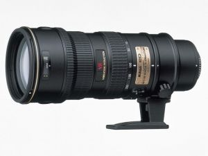 Lens Nikon 70-200mm F2.8 G ED-IF AF-S VR | (Like New 99,9%)