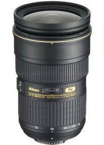 Lens Nikon AF-S 24-70 mm F2.8 G ED | (Like New 99,9%)
