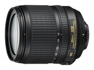 Lens Nikon AF-S DX NIKKOR 18-105mm f3.5-5.6G ED VR | (Like New 99,9%)