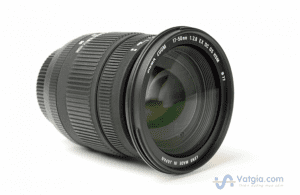 Lens Sigma 17-50mm F2.8 EX DC OS HSM | (Like New 99,9%)