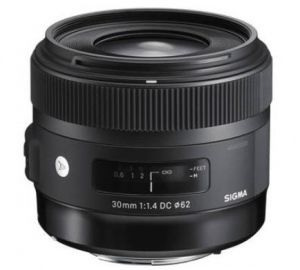 Lens Sigma 30mm F1.4 DC HSM Art | (Like New 99,9%)