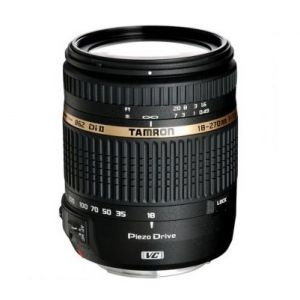 Lens Tamron 18-270mm F3.5-6.3 Di II VC PZD for Nikon