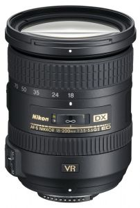 Nikon AF-S DX NIKKOR 18-200mm f3.5-5.6 G ED VR II | (Like New 99,9%)