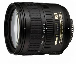 Nikon AF-S DX Zoom-NIKKOR 18-70mm f3.5-4.5 G IF-ED | (Like New 99,9%)