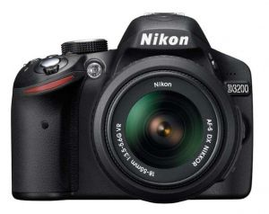 Nikon D3200 (Nikon AF-S DX NIKKOR 18-55mm F3.5-5.6 G VR) Lens Kit | (Like New 99,9%)