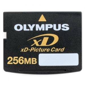 OLYMPUS XD Picture 256MB