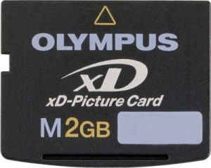 OLYMPUS XD Picture 2GB