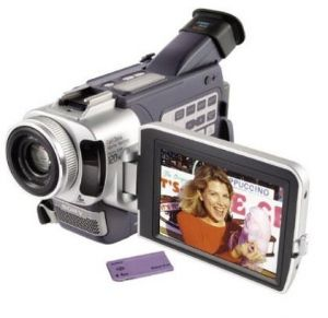 Sony Handycam DCR-TRV17 | (Like New 99,9%)