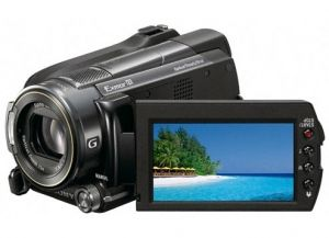 Sony Handycam HDR-XR520E | (Like New 99,9%)