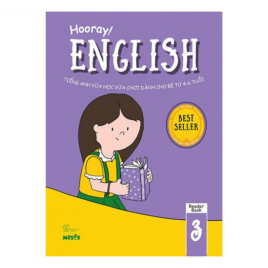 Hooray English Reader Book 3