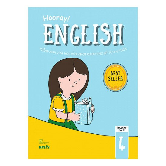 Hooray English Reader Book 4