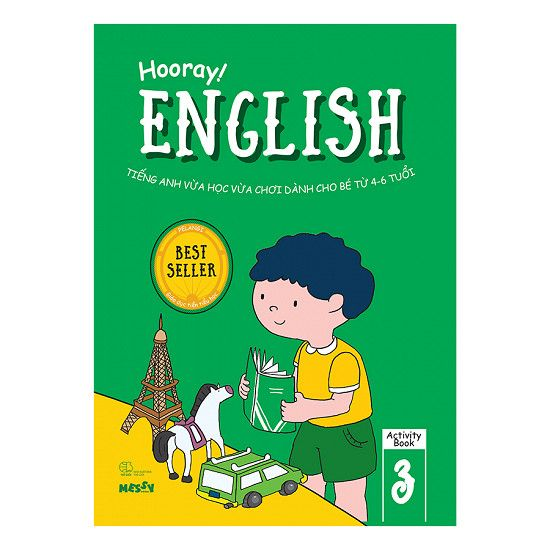 Hooray English Activity Book 3