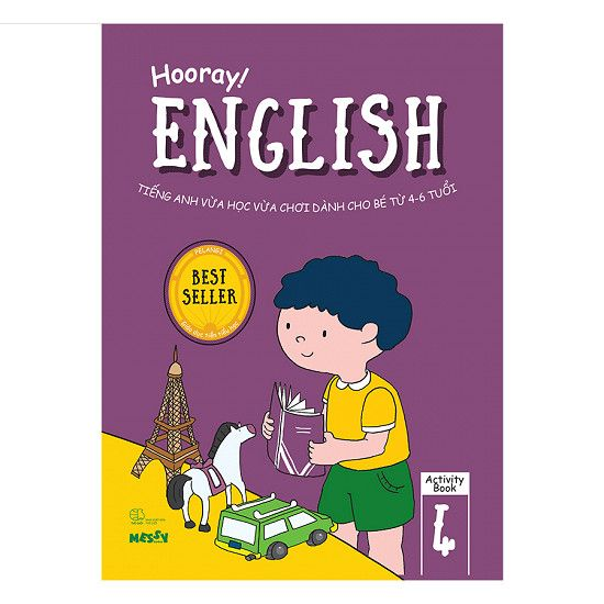 Hooray English Activity Book 4