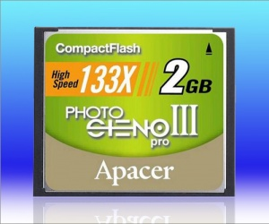 Apacer Compact Flash 2GB 133X