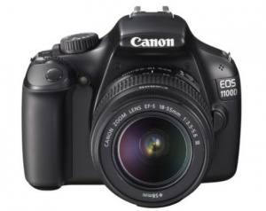 Canon EOS 1100D (Kiss X50 / Rebel T3 ) (EF-S 18-55mm F3.5-5.6 III) Lens Kit
