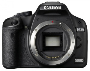 Canon EOS 500D (EOS Rebel T1i / EOS Kiss X3) Body