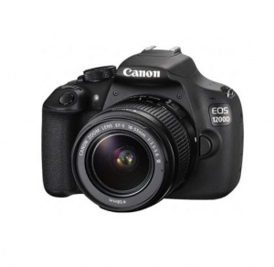 Canon EOS Rebel T5 (1200D) (EF-S 18-55mm F3.5-5.6 IS III) Lens Kit