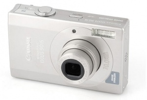Canon IXUS 90 IS (PowerShot SD790 IS / IXY DIGITAL 95 IS) - Châu Âu