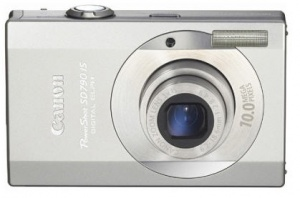 Canon PowerShot SD790 IS (IXUS 90 IS / IXY DIGITAL 95 IS) - Mỹ / Canada