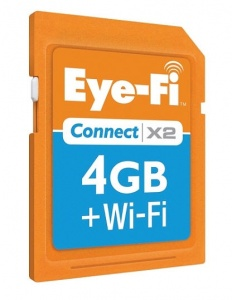 Eye-Fi Connect X2 4GB Wi-Fi