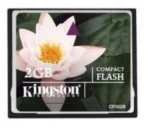 Kingston Compact Flash 2GB 40x