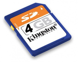 Kingston SD 4Gb