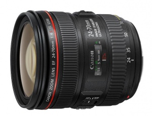 Lens Canon EF 24-70mm F4 L IS USM