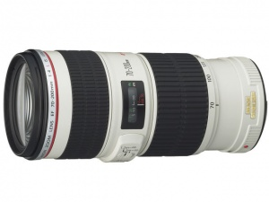 Lens Canon EF 70-200mm F4 L IS USM