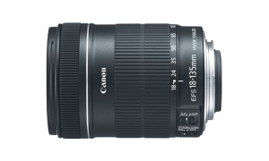 Lens Canon EF S 18-135mm f3.5-5.6 IS