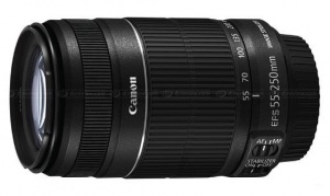 Lens Canon EF-S 55-250mm F4-5.6 IS II